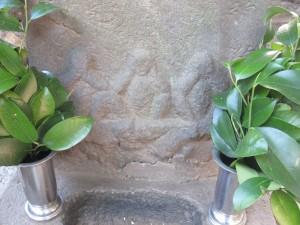 春日神社三猿
